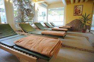 Wellnessbereich Hotel Godewind