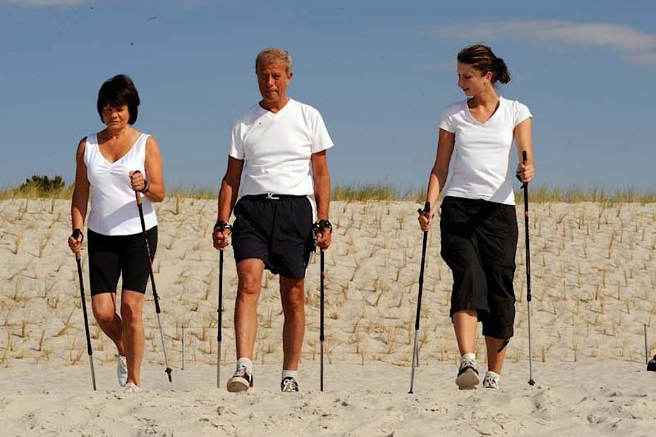 Sport und Bewegung gehört zum Fasten dazu.