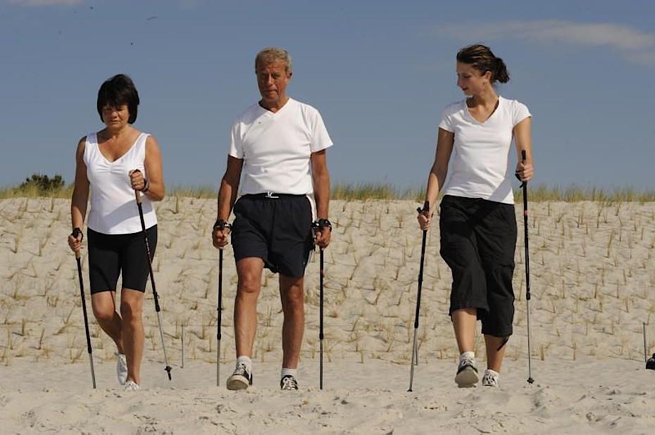 Fastenkuren sollten auch mit sportlichen Aktivitäten verbunden werden.