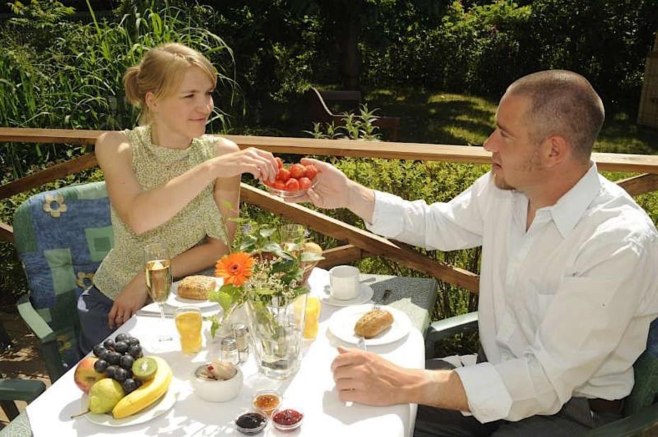 Verbringen Sie Ihren Fastenurlaub im 4-Sterne-Hotel Godewind an der Ostsee