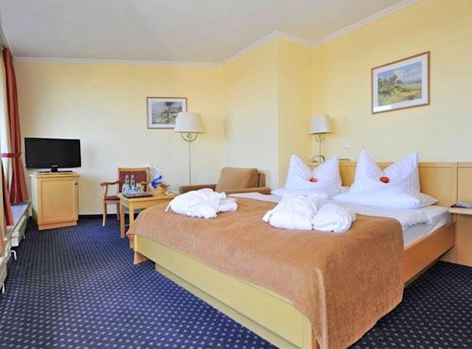 Komfort-Zimmer im Hotel Godewind