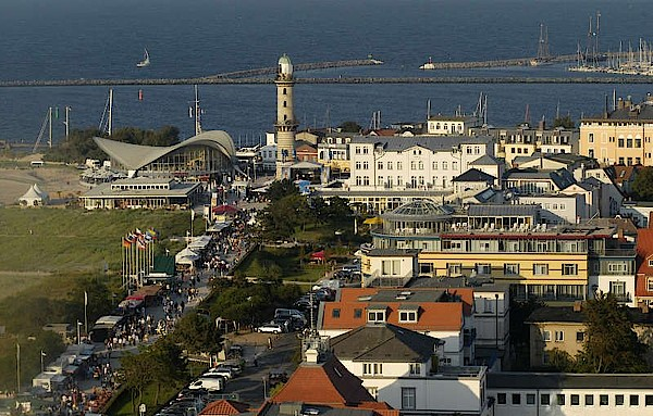 Wellnessurlaub in Warnemünde an der Ostsee