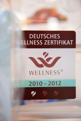 Wellness Wochenende im Hotel Godewind mit Wellness Zertifikat