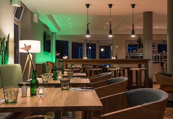 Restaurant Beef and BurgerEssen & Trinken im Hotel Susewind /